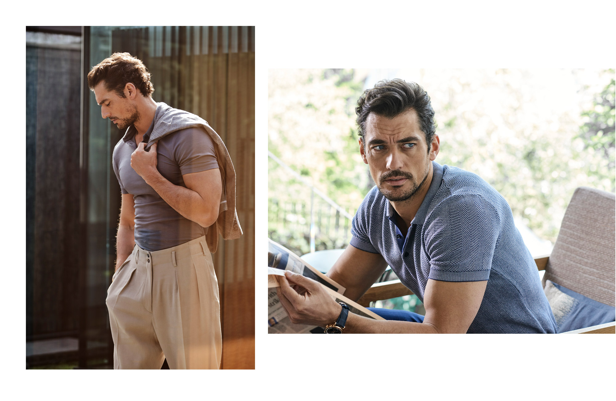 The Jackall Magazine – David Gandy - 2 of 4