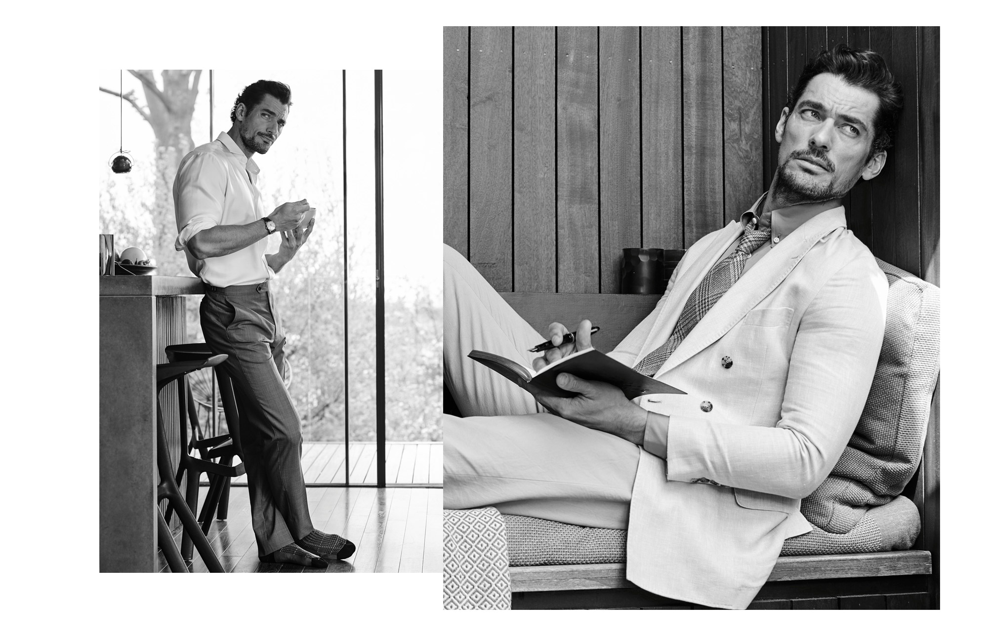 The Jackall Magazine – David Gandy - 3 of 4