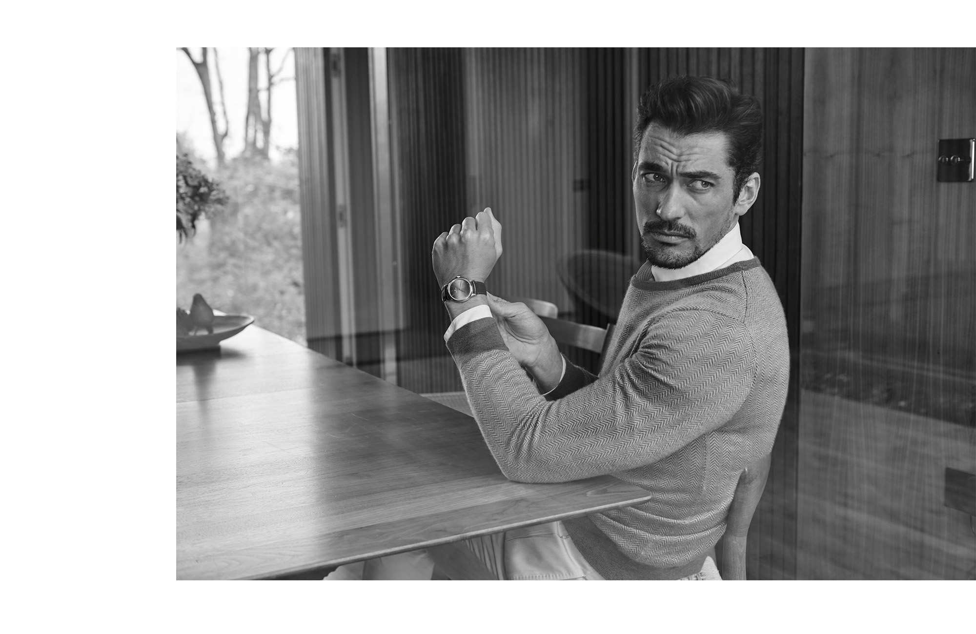 The Jackall Magazine – David Gandy - 4 of 4