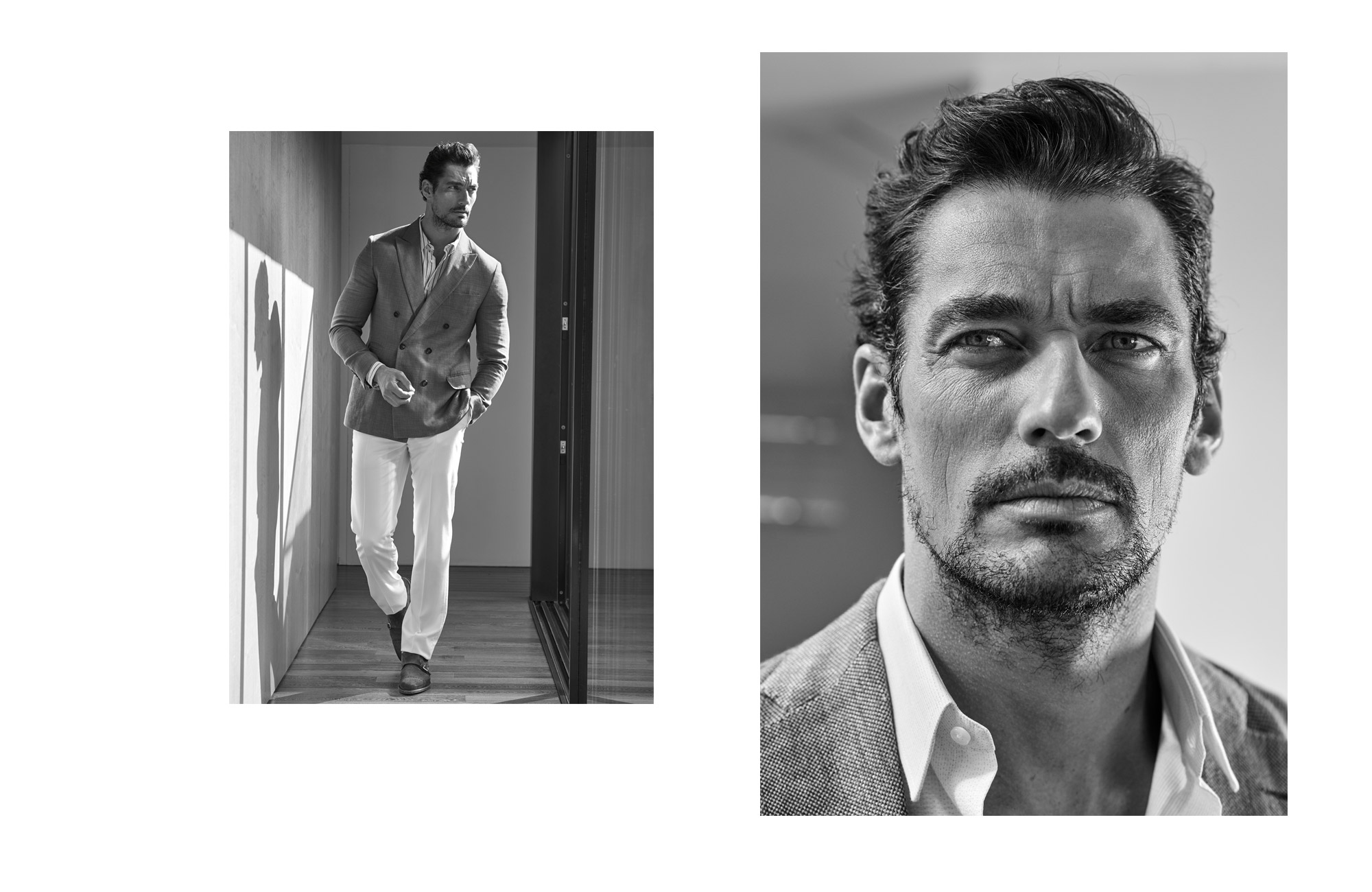 The Jackall Magazine – David Gandy - 1 of 4