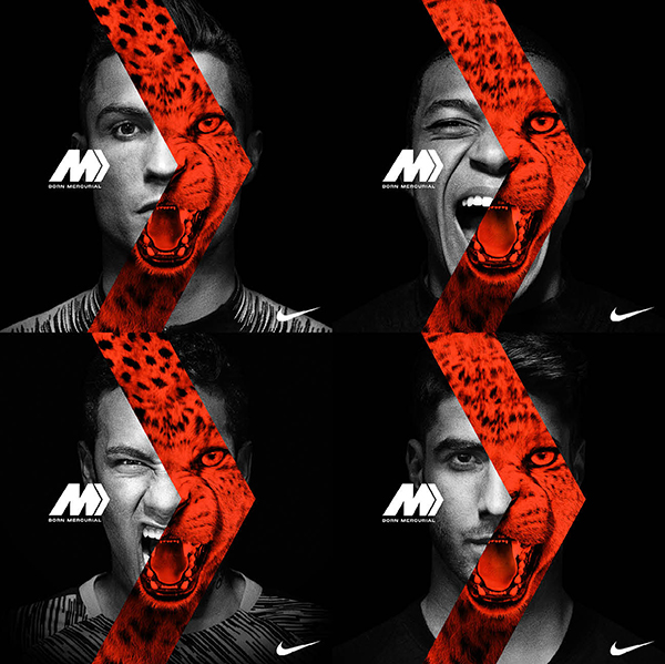Nike – Born Merc