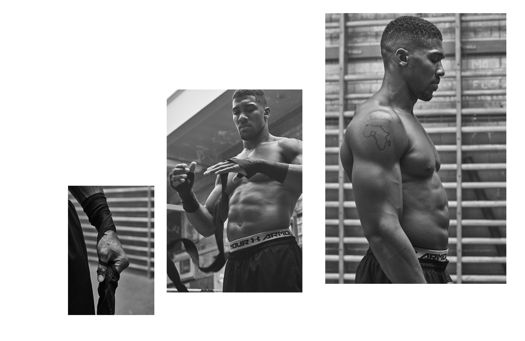 Anthony Joshua - 3 of 4