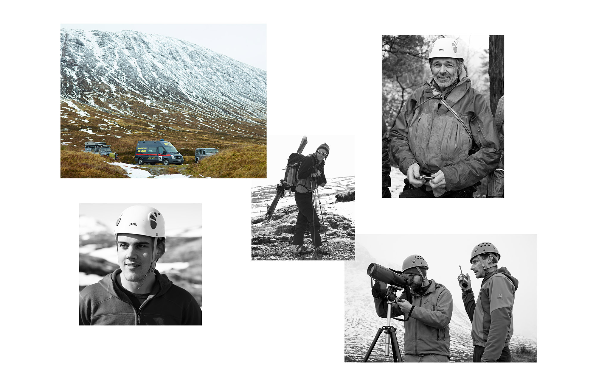 Hole and Corner | Glencoe Rescue Team - 12 of 14