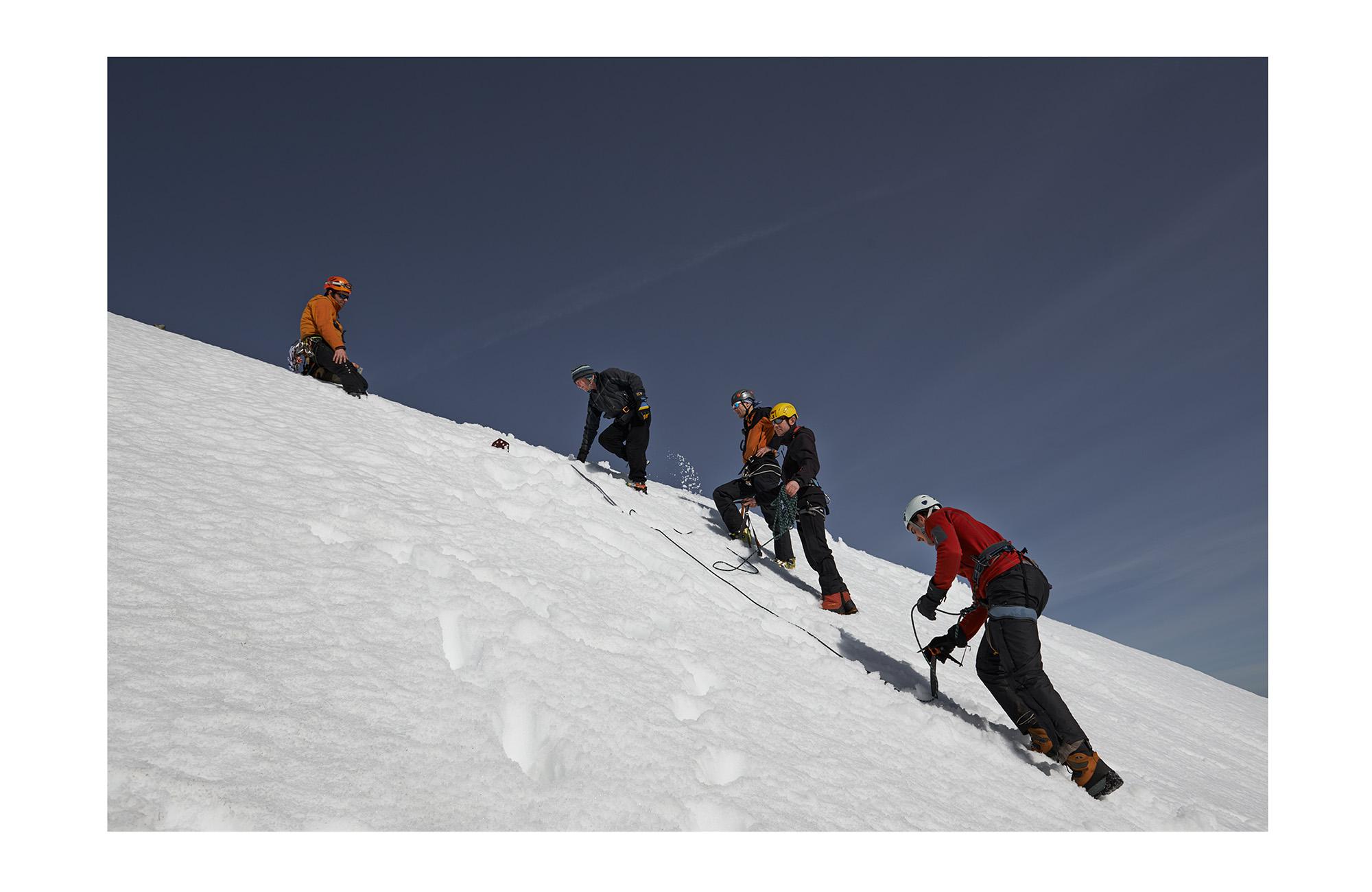 Hole and Corner | Glencoe Rescue Team - 6 of 14