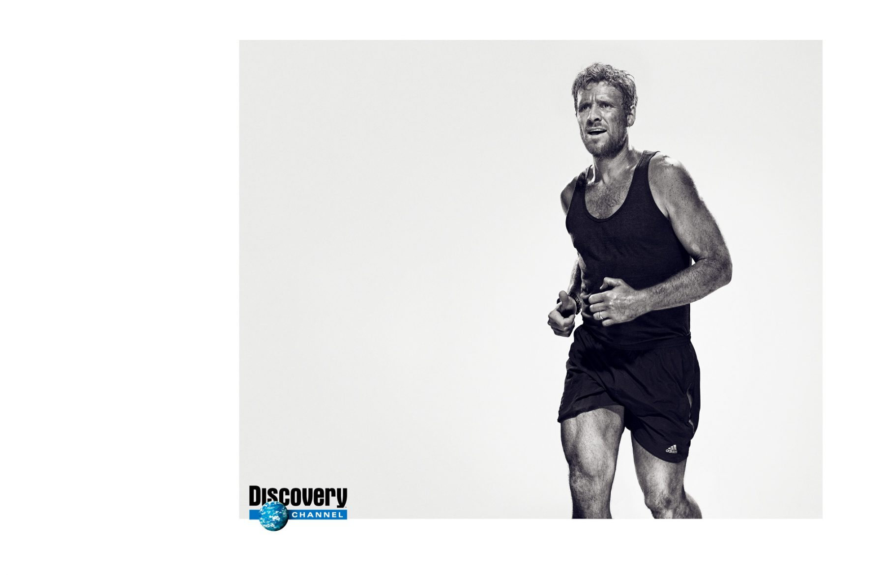 Discovery channel – James Cracknell - 1 of 2