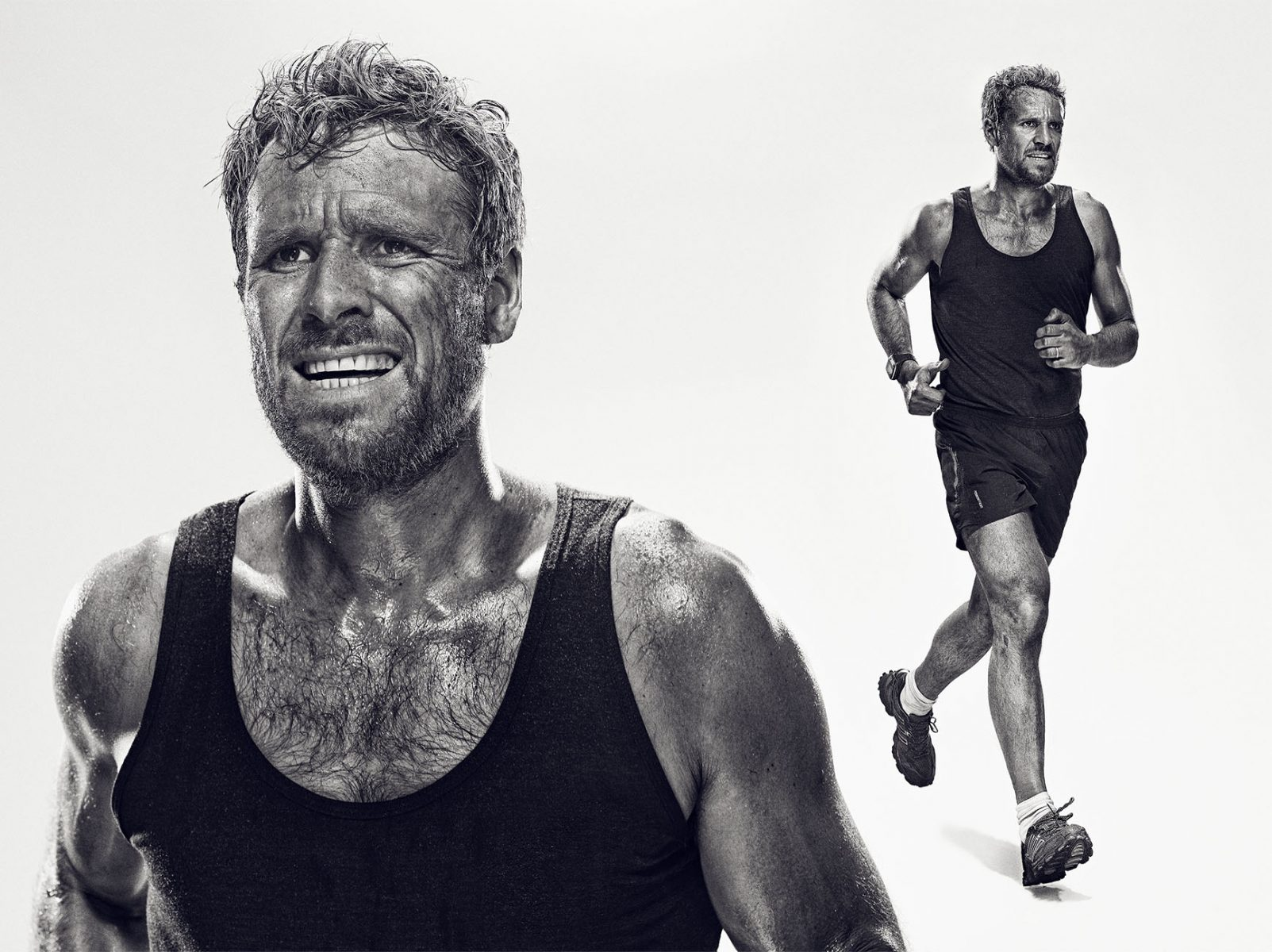 Discovery channel – James Cracknell