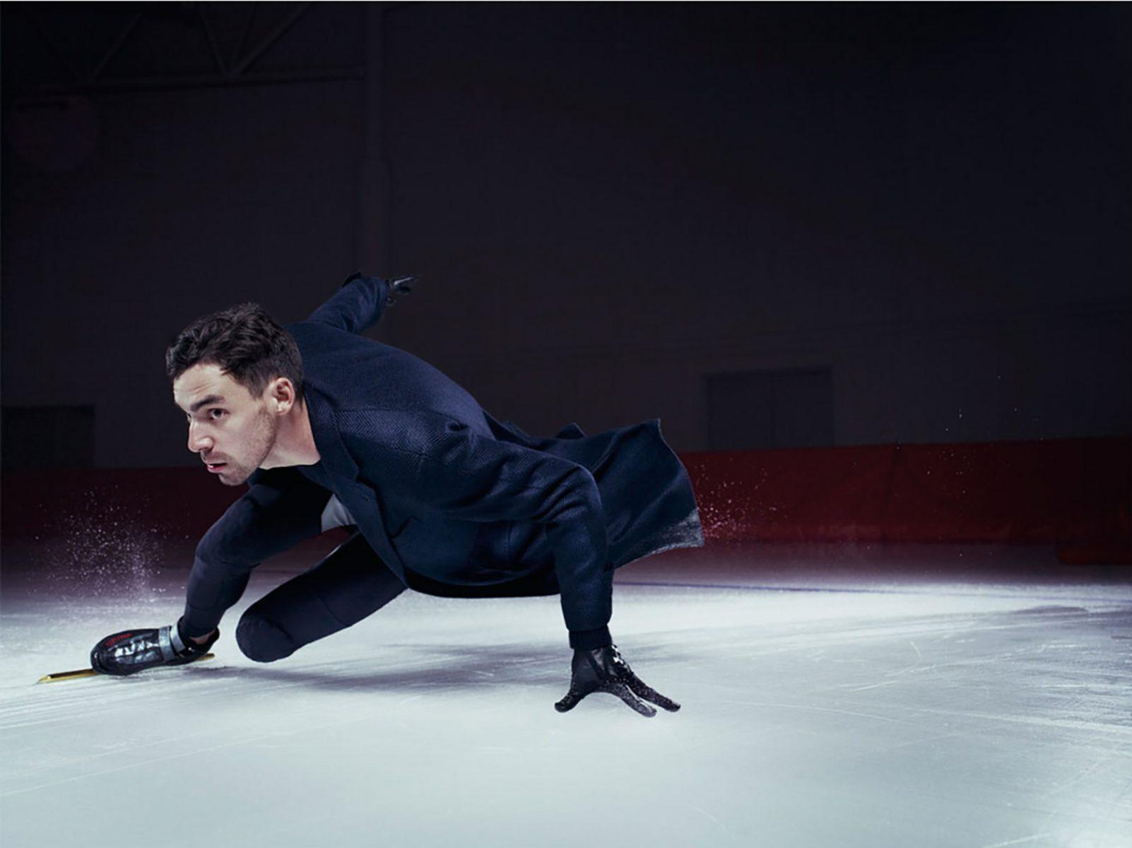 Mens Journal / US Speed Skaters
