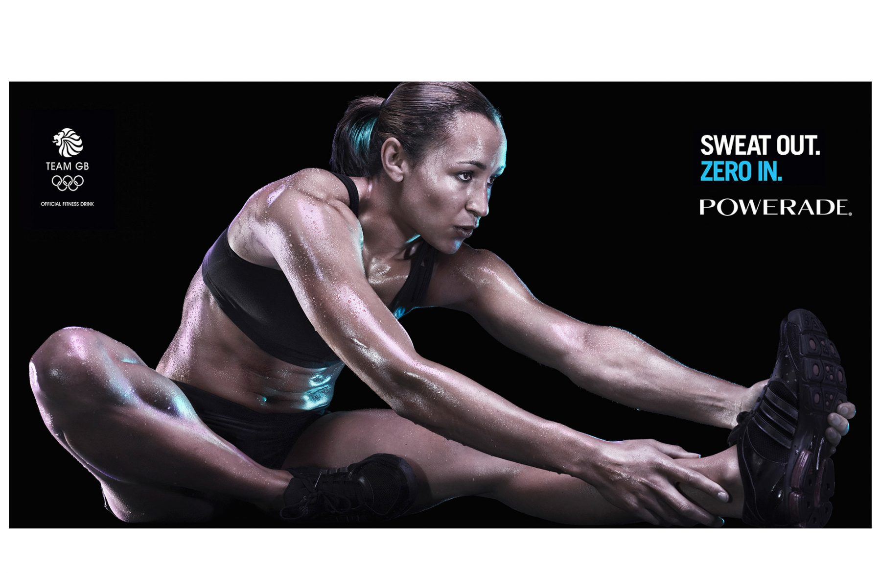 Powerade Jessica Ennis - 1 of 1