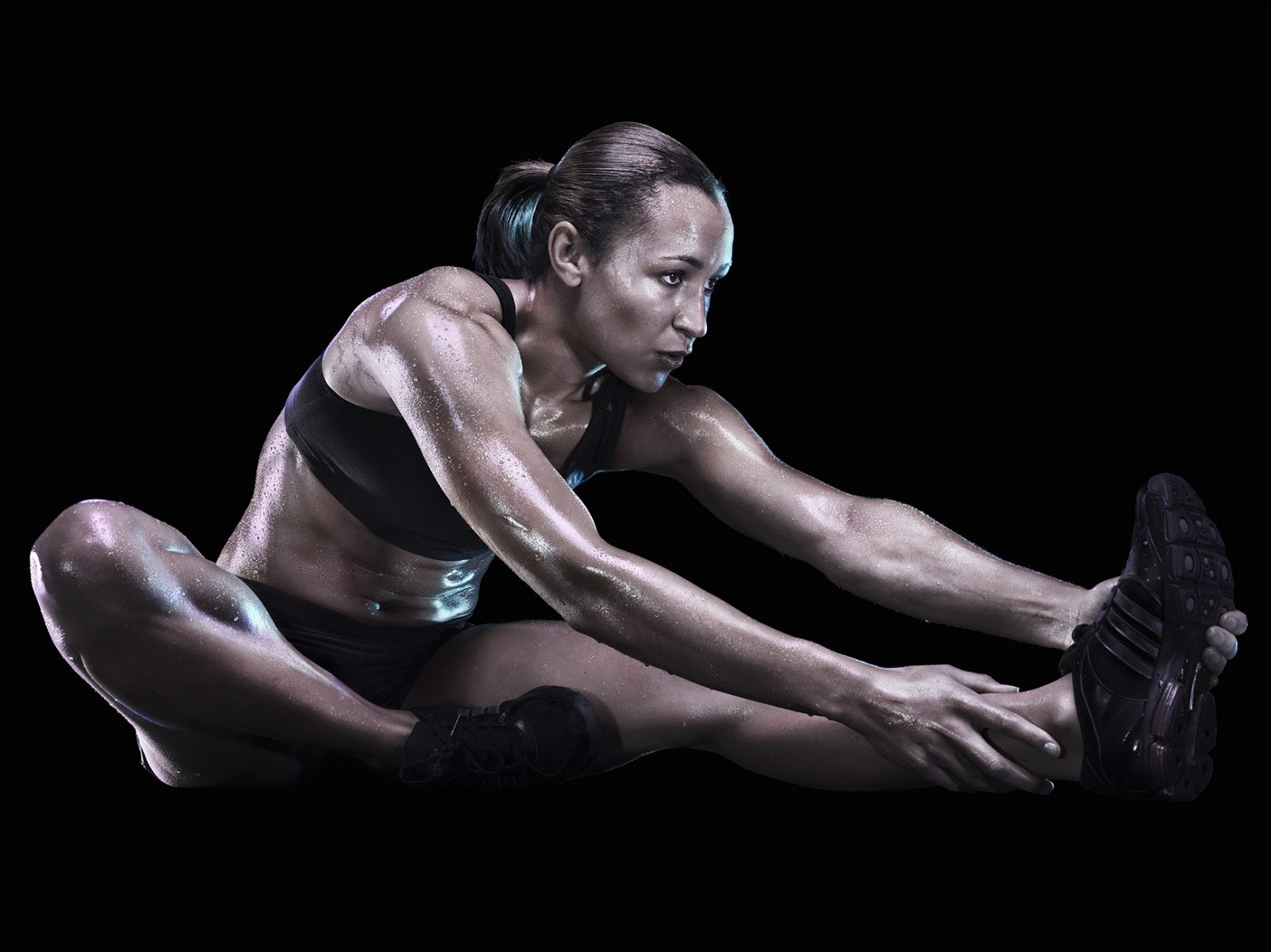 Powerade Jessica Ennis