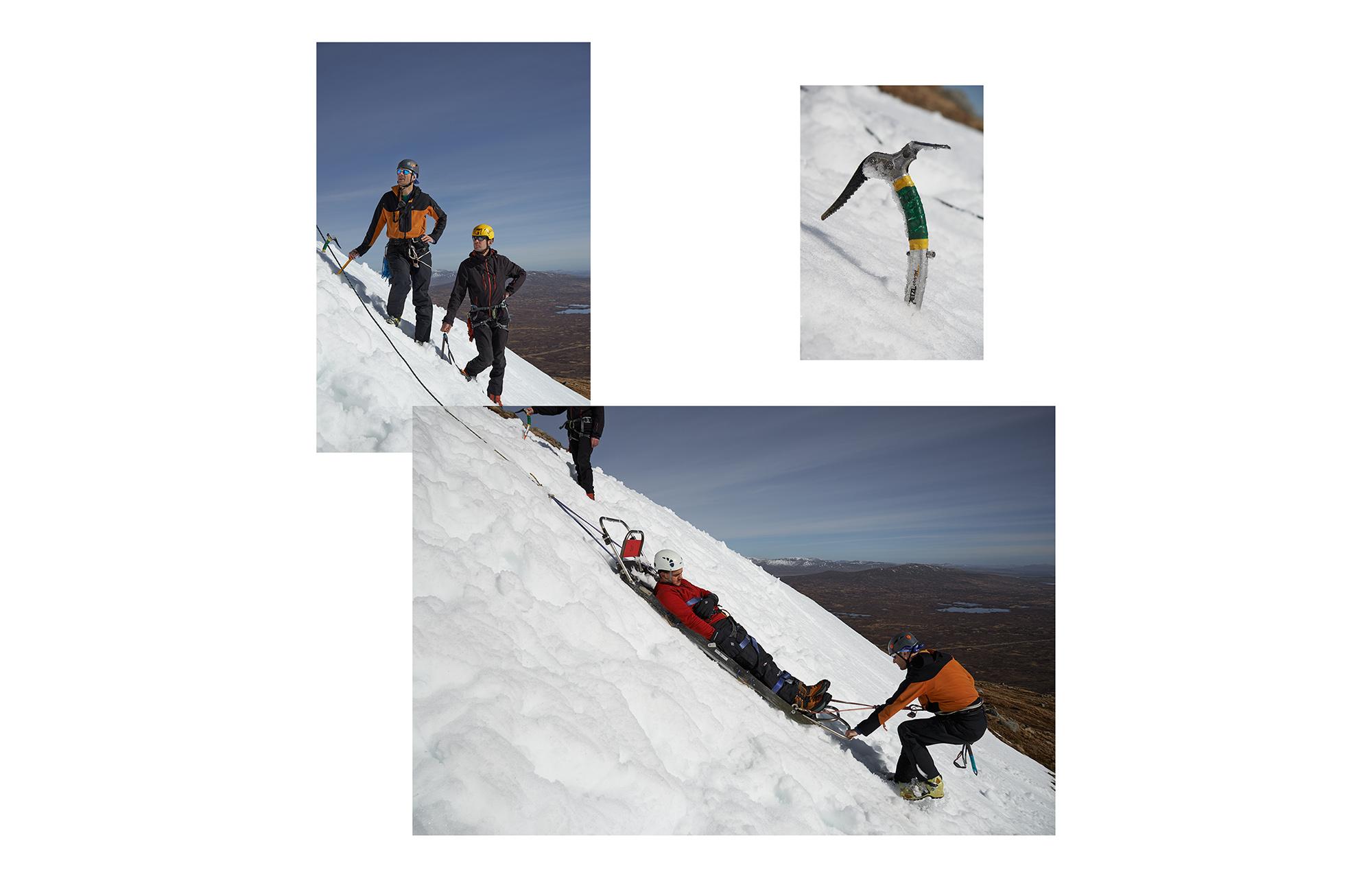 Hole and Corner | Glencoe Rescue Team - 5 of 14