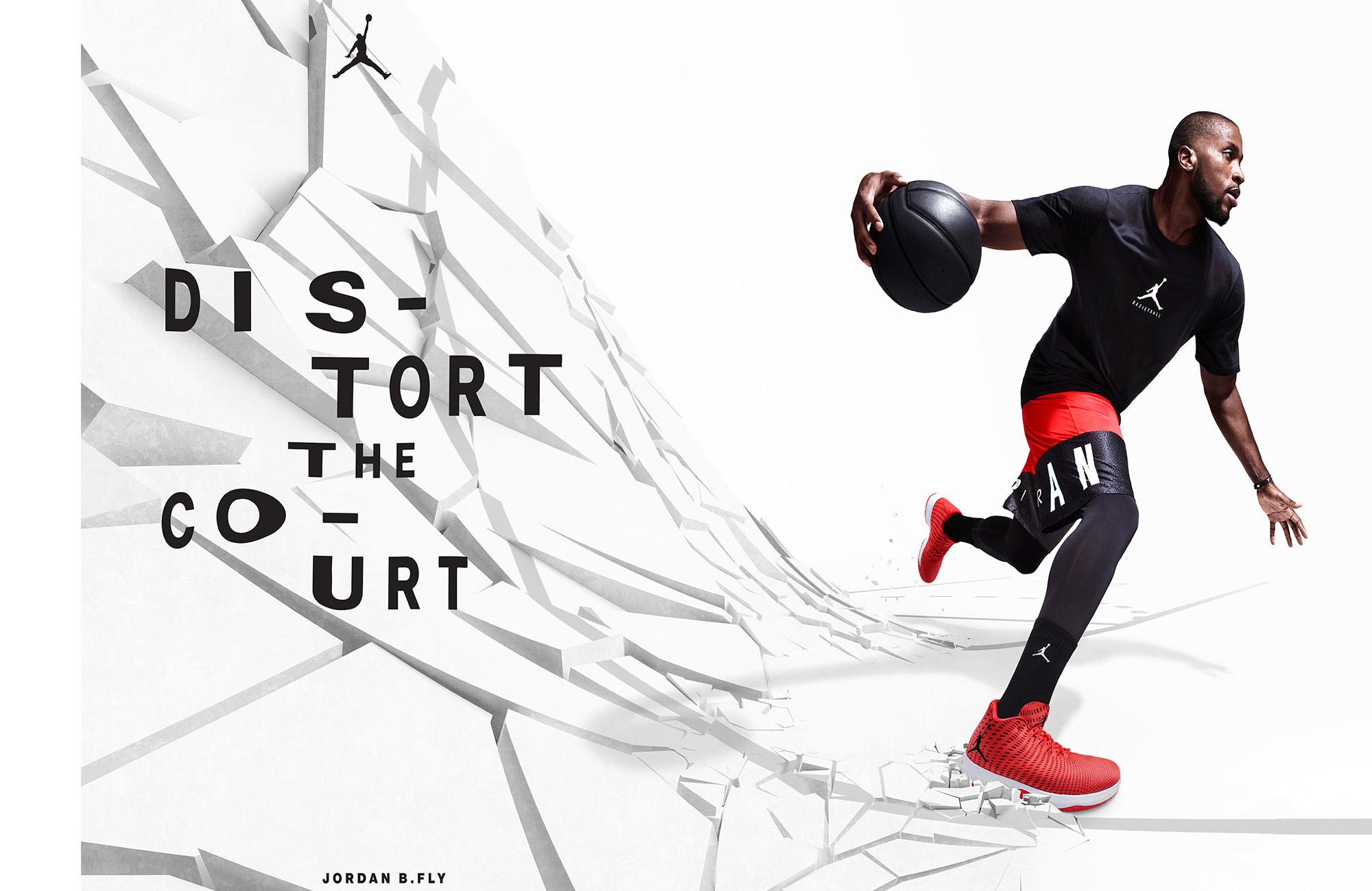 Nike Jordan B-Fly - 1 of 2