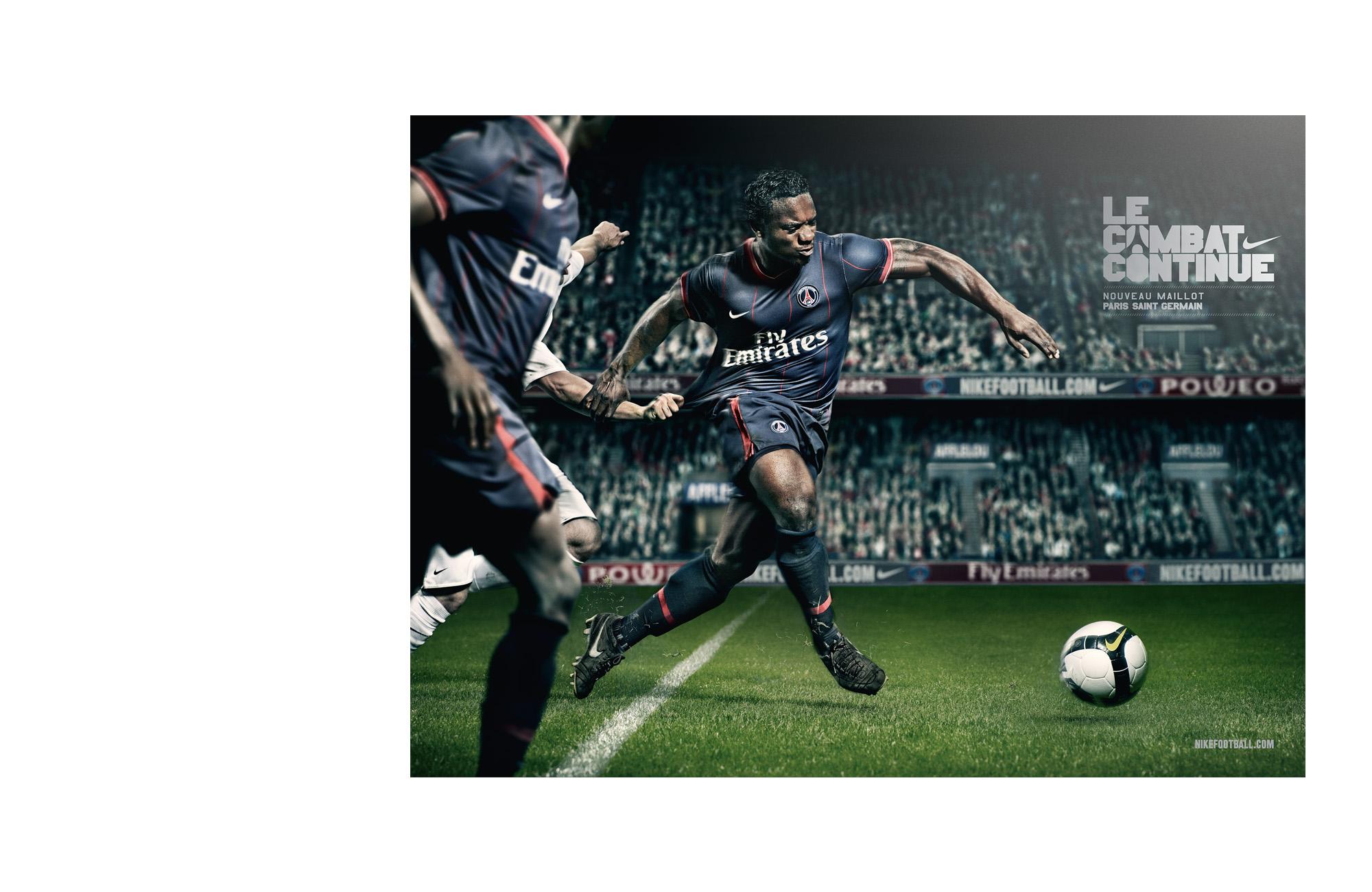 Nike PSG - 2 of 2