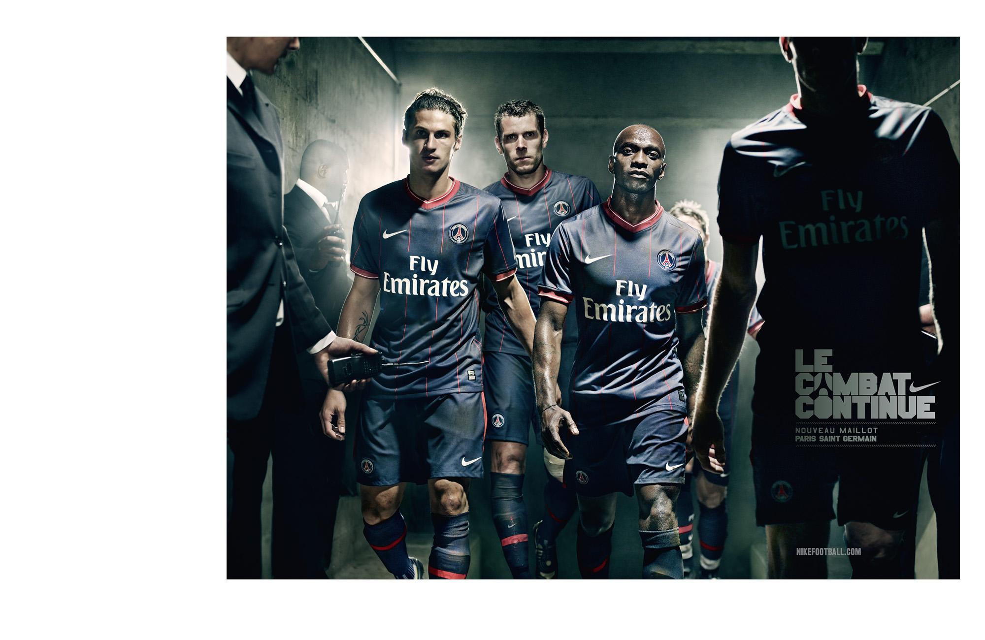 Nike PSG - 1 of 2