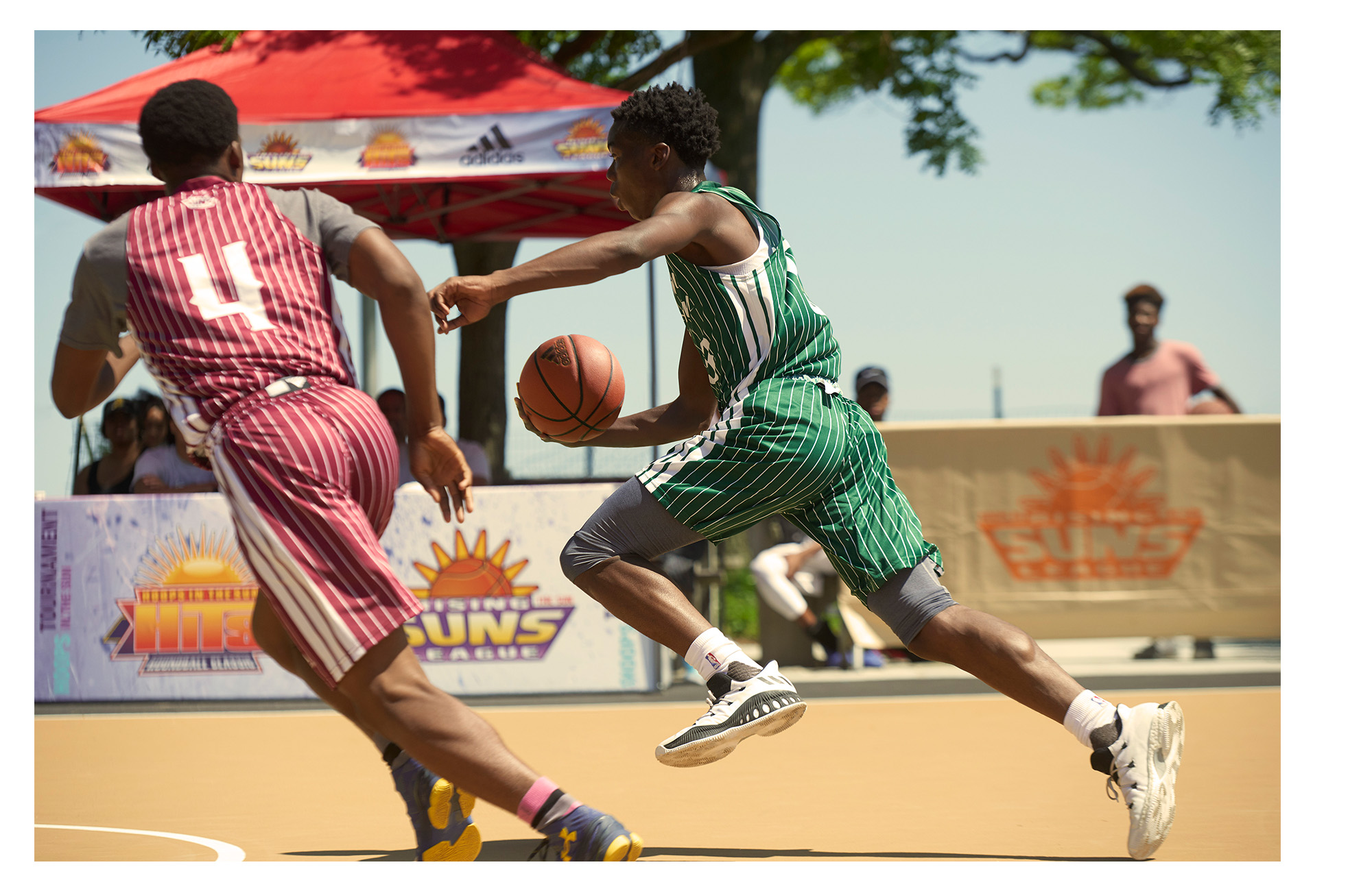 Hoops in the Sun - 3 of 7